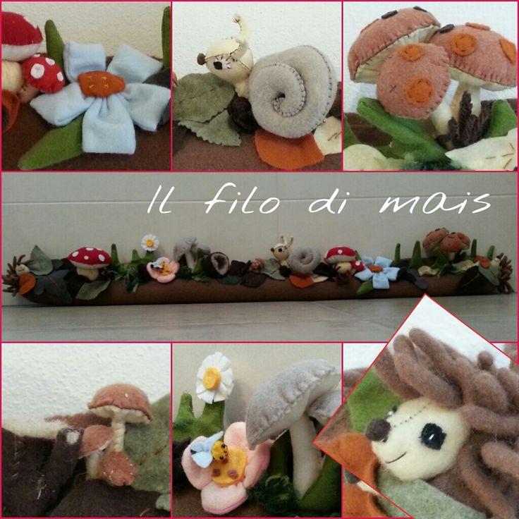 paraspifferi del bosco http://ilfilodimais.blogspot.it/search?q=paraspifferi+del+bosco