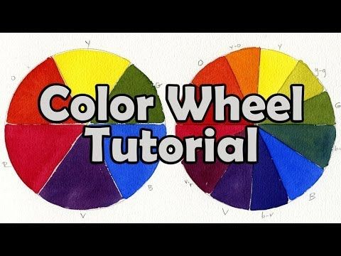 Learn How A Color Wheel Works And Complementary Colors Can Be Your Friends By Art Food Kitty
