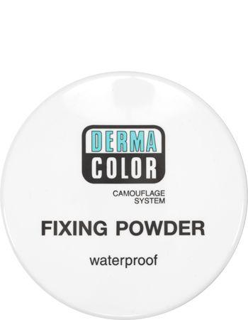 Kryolan Dermacolor - Fixing Powder #kryolan #dermacolor #makeup