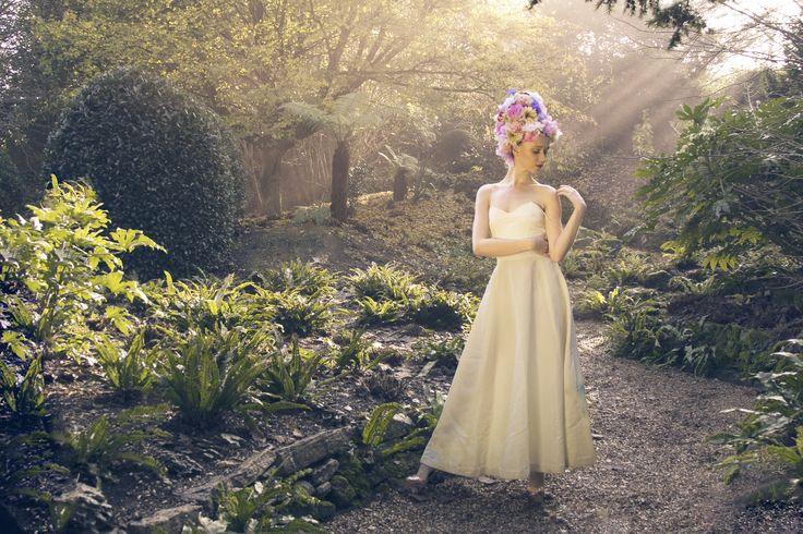 A Midsummer Nights Dream was a photoshoot based on a modern fairy rediscovering humanity. Photography by Rachael Cameron Make-up and Wigs by Charlee Hulbert Modelled by Katie Louise Turner
