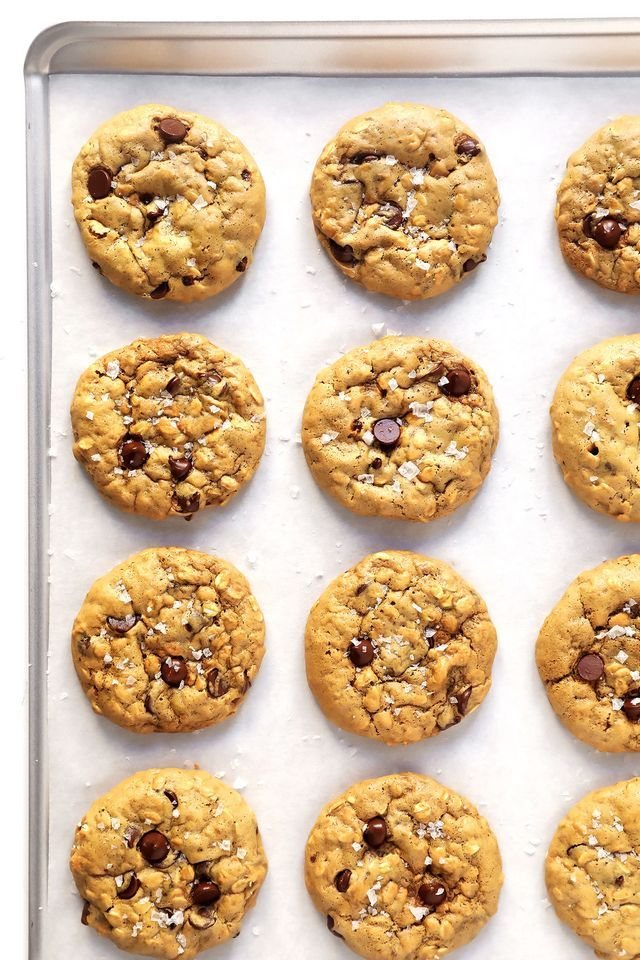 Healthy Peanut Butter Cookies | Gimme Some Oven | Bloglovin'