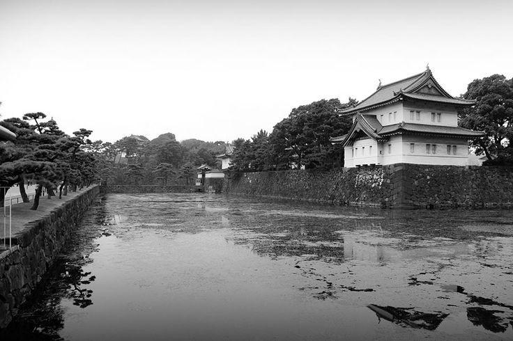 TOKYO IMPERIAL PALACE 2015
