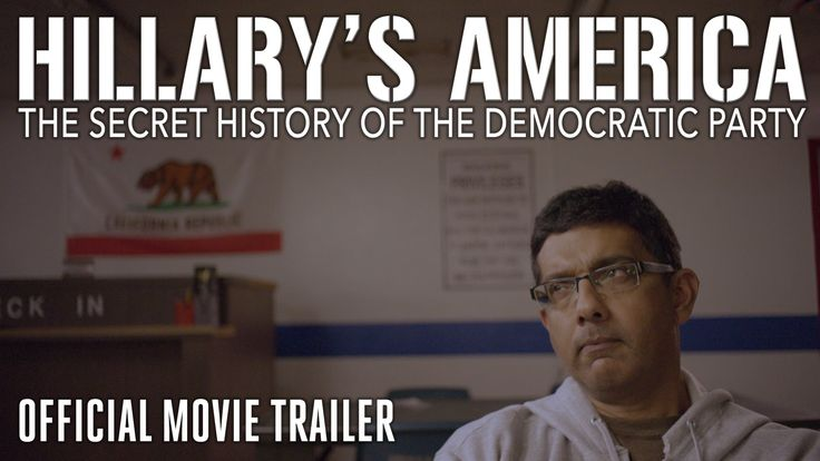 """Hillary's America"" Trailer 
