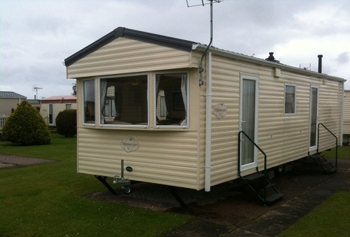 And when we weren't at Butlins we were in a static caravan also probably in North Wales, or Northampton or Berwick on Tweed.  I loved static caravans more than anything ever.