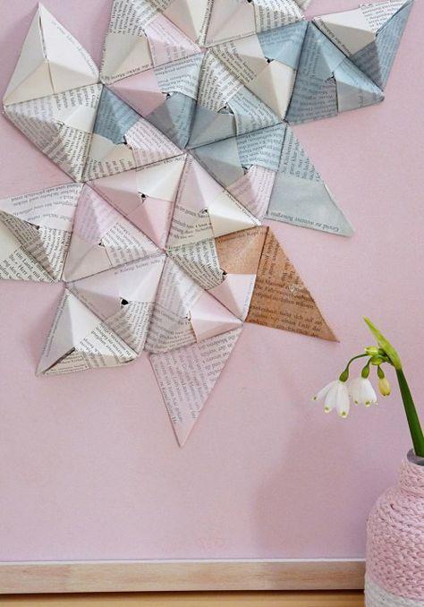 die besten 25 basteln mit papier ideen auf pinterest papier basteln basteln mit papier herz. Black Bedroom Furniture Sets. Home Design Ideas