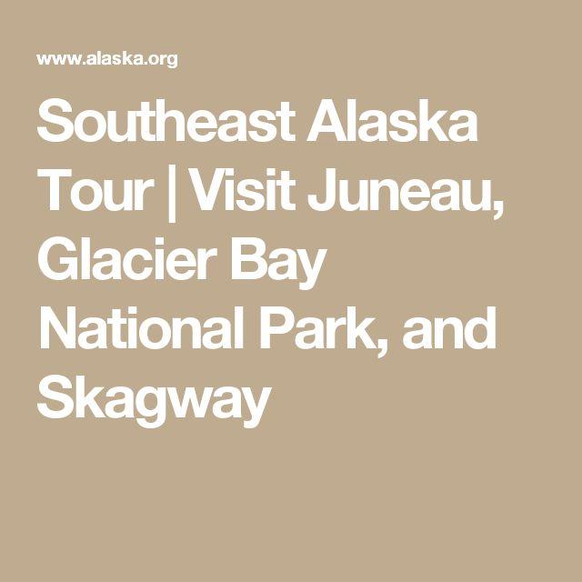 Southeast Alaska Tour | Visit Juneau, Glacier Bay National Park, and Skagway
