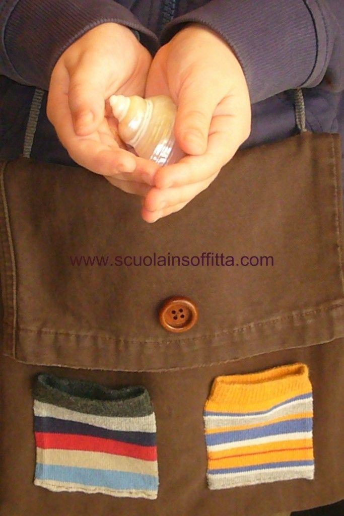 La Scuola in Soffitta Realizzare la borsa di Pippi Calzelunghe per i bambini