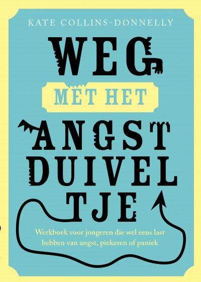 In 2014 won Weg met het angstduiveltje de publieksprijs van de Britse schoolbibliotheken voor het beste informatieve boek. Het boek is nu ook in het Nederlands beschikbaar.  Jongeren kunnen met dit boek zelfstandig of onder begeleiding aan de slag om hun angst, paniek, fobie of dwang te overwinnen.