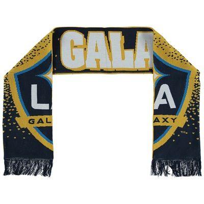 LA Galaxy LA Galaxy Jacuard Scarf Navy