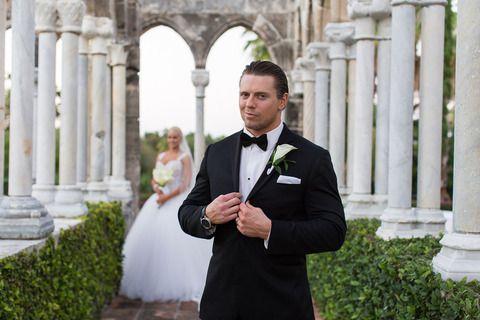 The Miz and Maryse's Wedding, Hulk Hogan - http://www.wrestlesite.com/wwe/miz-maryses-wedding-hulk-hogan/