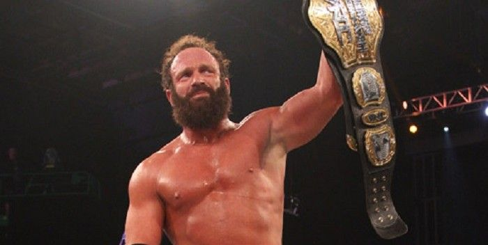 The Latest On The Backstage Reaction To Eric Young's TNA Title Win