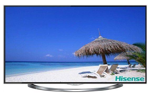 Hisense, en su nueva serie XT880 logra reducir las dimensiones a 50 pulgadas sin renunciar a la extraordinaria resolución que ofrece el 4K. Le sumasn al 4k la tecnología 3D, WiFi y webcam en su nueva gama de Smart TVs.