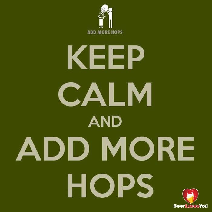 For the Hops fans out there.
