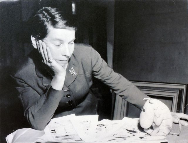 Tove Jansson (1914-2001). Tove Marika Jansson was a Swedish-speaking Finnish novelist, painter, illustrator and comic strip author. For her contribution as a children's writer she received the Hans Christian Andersen Medal in 1966.