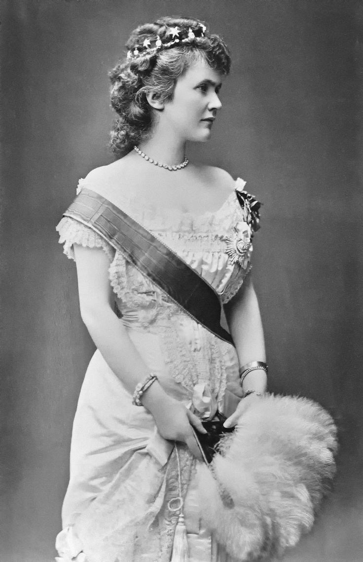 Elizabeth, Queen of Roumania, Date	1882