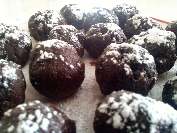 ... No-Bake Fudgy Snow Balls   My Vegan Food   Pinterest   Snow and Vegans