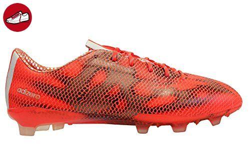 adidas F50 Adizero FG Rot Weiss Größe 39 1/3 - Adidas schuhe (*Partner-Link)