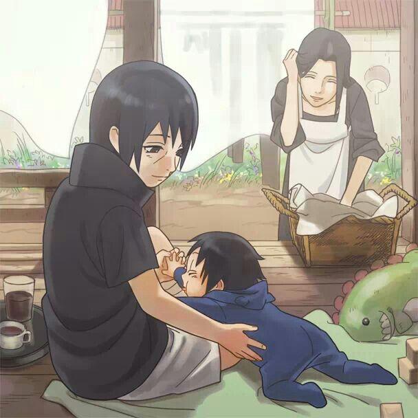 uchiha family itachi - photo #24