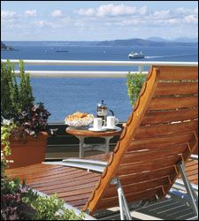 Travel Tip: Seattle Hotels   Travel Tips   News & Features   Wine Spectator