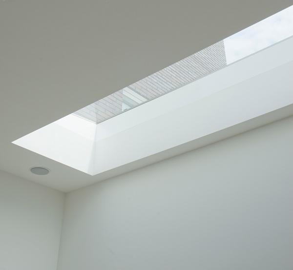 Product NBD - Vlakke lichtkoepels van Heruvent