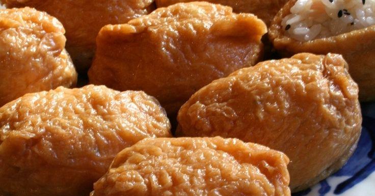 じゅわっ❤とおいしいふっくらいなり寿司 by ちさぷー [クックパッド] 簡単おいしいみんなのレシピが240万品