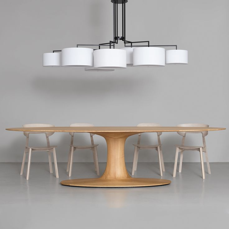 1000 ideas about Oval Dining Tables on Pinterest  : 71b797e7907618f61d2426e56085649c from www.pinterest.com size 736 x 736 jpeg 31kB