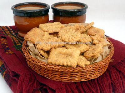 simply.food: Nepalese Chai (tea)Cookies