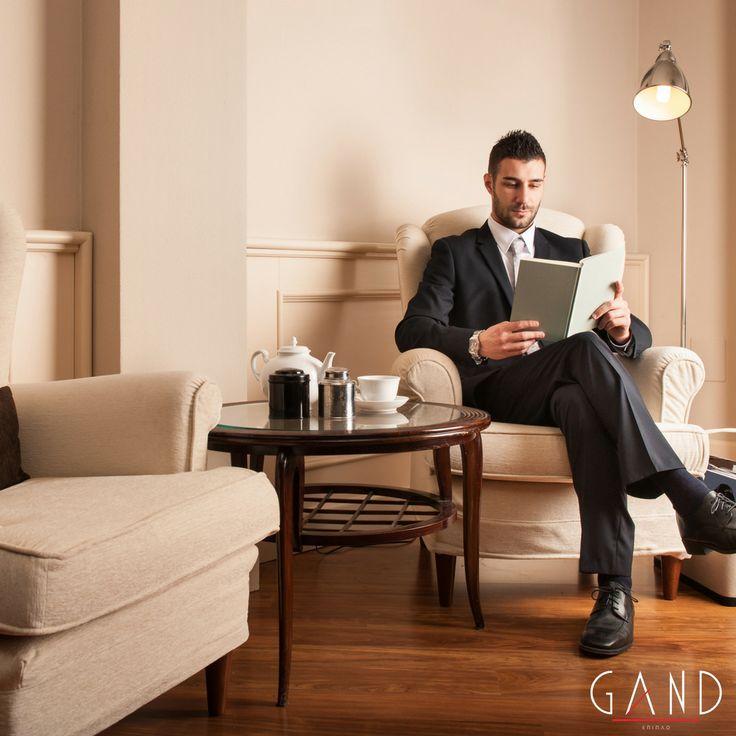 Σημασία έχει να απολαμβάνετε τη κάθε γωνιά του σπιτιού σας..! Δείτε τις πολυθρόνες της Gand εδώ http://bit.ly/2cSNqNz #Gand #EpiplaGand