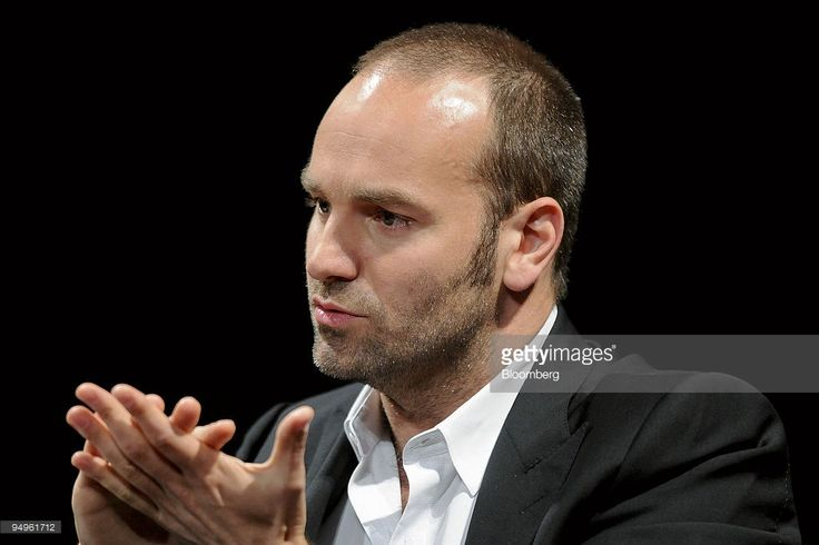 Mark Shuttleworth, founder of the Ubuntu Project, an enterprise Linux distribution that is freely available, speaks during the 'Disruptive by Design' WIRED Magazine Business Conference in New York, U.S., on Monday, June 15, 2009. In April 2002 Shuttleworth flew in space with a Russian crew to the International Space Station.