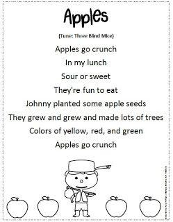 Johnny Appleseed/Apple Mini-Unit