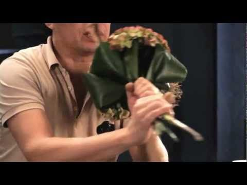 Hydrangeaworkshop van topbloemist Gary Loen ✄ https://www.youtube.com/watch?v=dRR1Nj_Y7pw