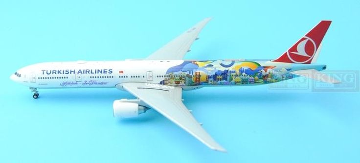 69.95$  Watch now - http://alihmz.worldwells.pw/go.php?t=32596924861 - Spike: Wings XX4502 JC Turkey Airlines B777-300ER San Francisco 1:400 commercial jetliners plane model hobby
