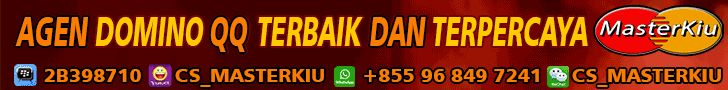 Agen BandarQ Bandar Domino Online Bandar Kiu Kiu Bandar Poker | Masterkiu http://ift.tt/2pPg8Xg