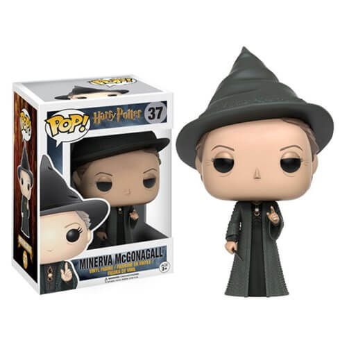 Harry Potter Minerva McGonagall Figurine Funko Pop!