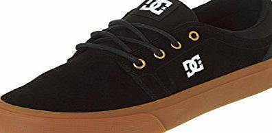 DC Trainers - DC Trase Sd M Shoe Bgm - Black/gum <b>DC Black-Gum Trase Suede Shoe</b>Now a global brand, youll rarely see an extreme sports event without conspicuous DC logos, a (Barcode EAN = 3613372168147) http://www.comparestoreprices.co.uk/december-2016-week-1/dc-trainers--dc-trase-sd-m-shoe-bgm--black-gum.asp