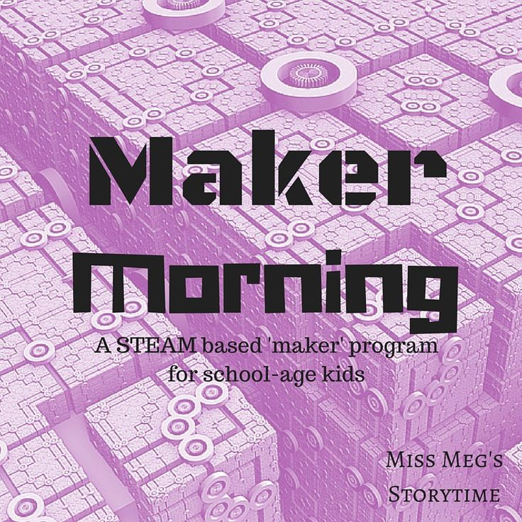 Maker Morning Coding