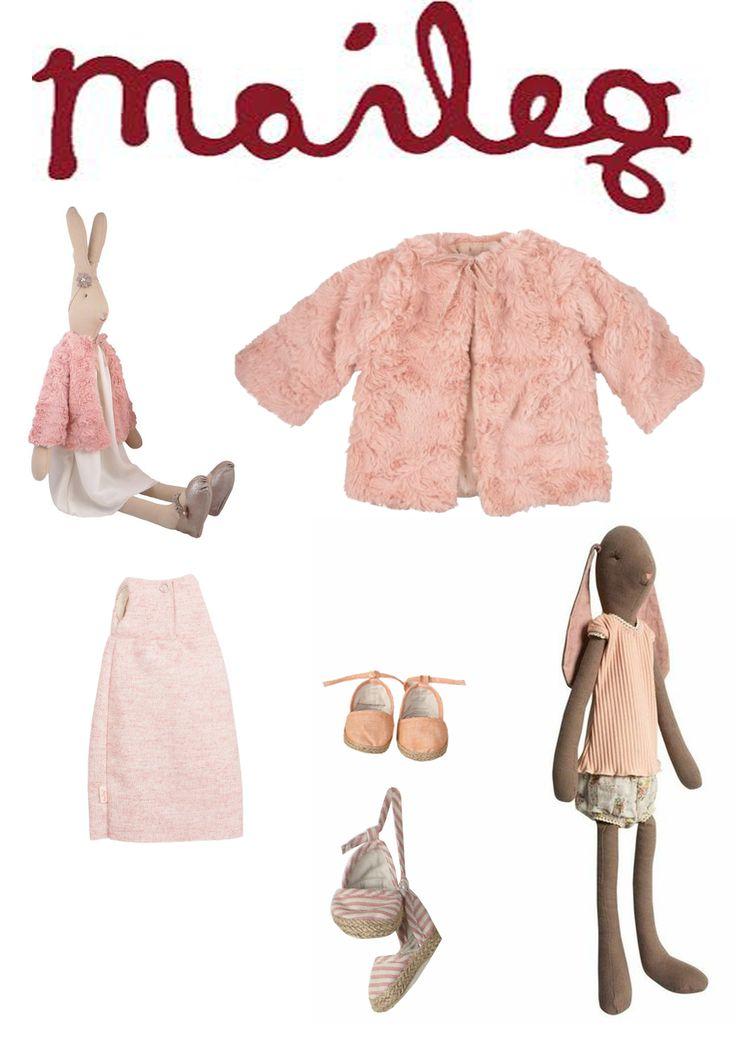 Maileg Rabbits en Bunny's by Jip en Jotje Kinderkleding