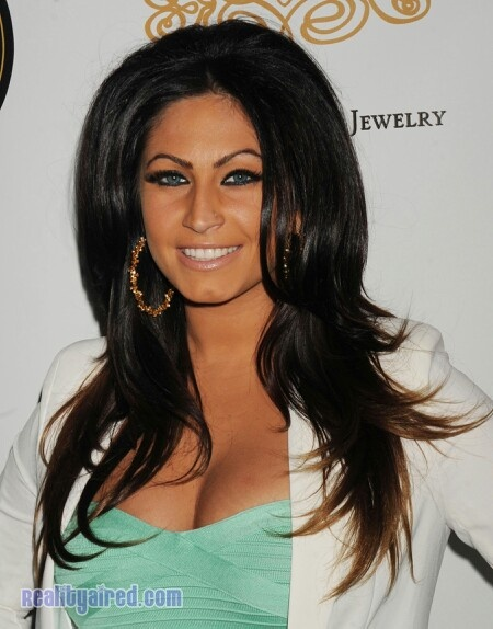 Tracy DiMarco. Hair envy