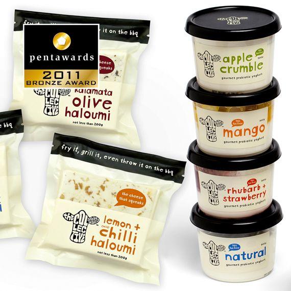 Bronze Pentaward 2011 – Food – pHd3 Limited