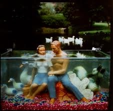 Fish Tank Sonata, Arthur Tress.