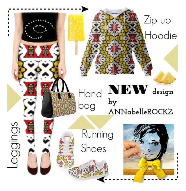 New design with uniqe pattern by #Annabellerockz by annabelle-h-ringen-nymo on Polyvore featuring annabellerockz
