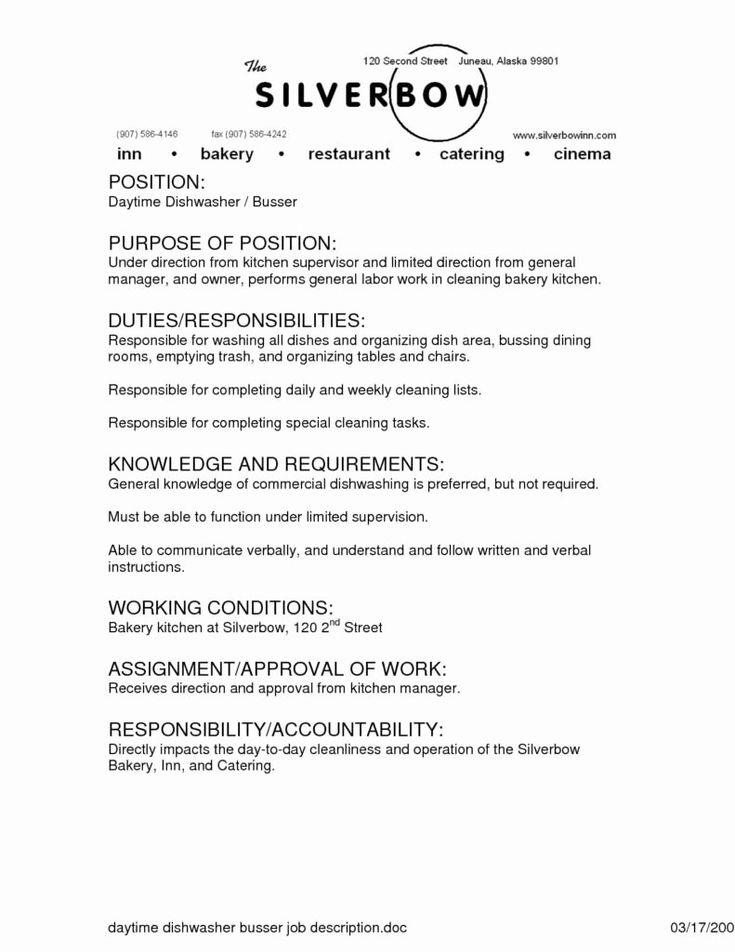caregiver job description resume lovely child care