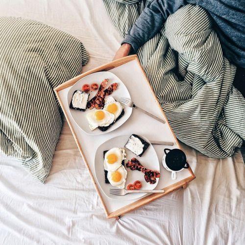 Breakfast in bed                                                                                                                                                                                 More