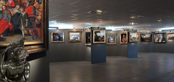 Nouveau site Gao's Gallery à Avignon