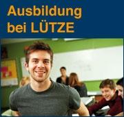 Ausbildung und Studium bei LÜTZE, offene Stellen für Deinen Karrierestart bei LÜTZE - hier gibt's die Details...