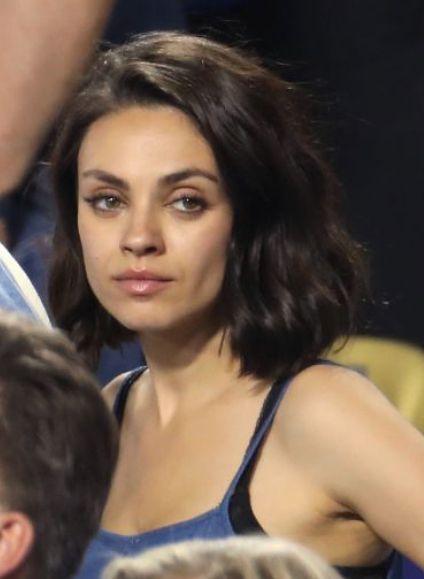 Mila Kunis Lob Haircut Mila Kunis Short Hair Mila Kunis Hair Short Hair Styles