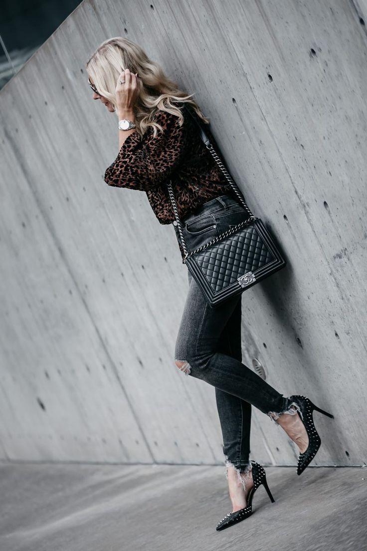 1373d7b6fe1ba5 black Chanel Boy Bag #chanelboybagprice   Top-Handle Bags in 2019