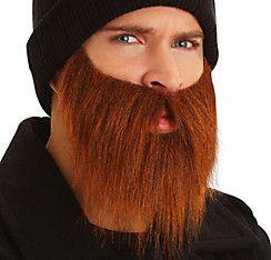 Fake Beards - Fake Mustaches & Costume Beards - Party City