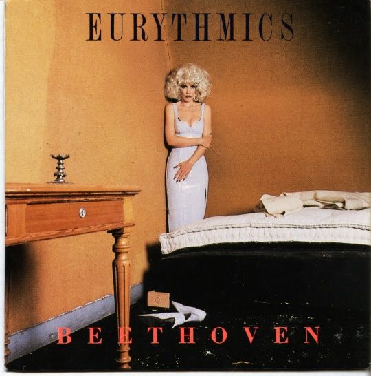 The Ultimate Eurythmics Website For Fans Of Dave Stewart And Annie Lennox - EUBEETHOVENUKCD1