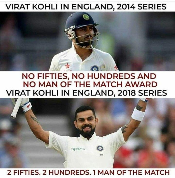 Comparison At Its Best Virat Kohli Man Of The Match Virat Kohli Wallpapers Virat Kohli